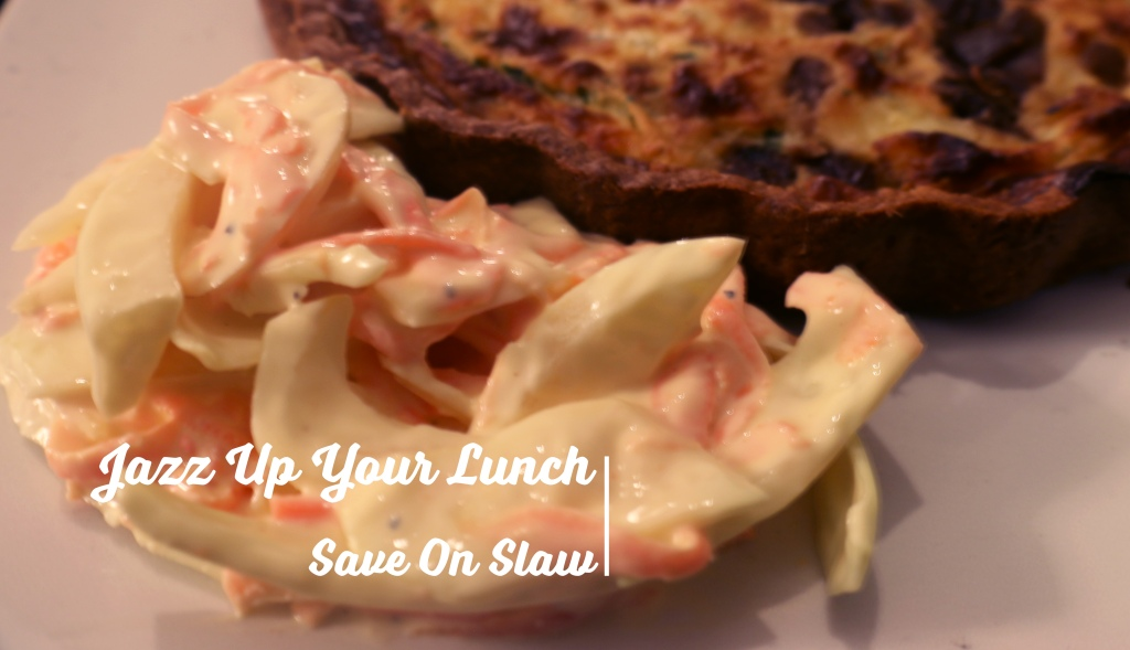 coleslaw, save money, money, budget, student food, foodies, foodie, gourmet, vegetables, fresh, winter, quiche, burger, slaw, recipes, recipe, easy cook, cooking, easy, make, tasty, yum, side, dish
