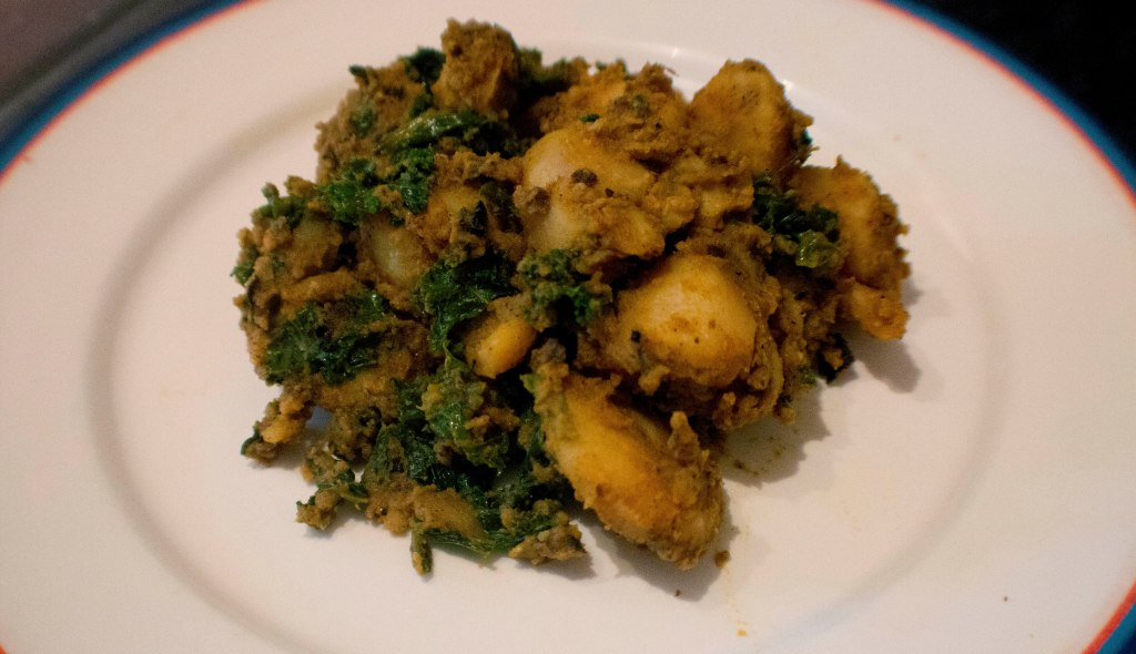 sag aloo, recipe, recipes, food blog, blog, blogger, foodies, foodie, flavour, yum, delicious, indian food, tasty, spicy, potato, spinach, kale, colour, colourful