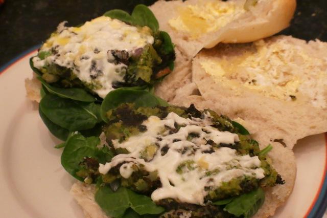 vegetarian, veggie, food, foodies, healthy, healthy recipe, healthy food, broccoli, stilton, veggie burger, vegetable burger, vegetables, healthy living, yum, delicious, flavour, winter