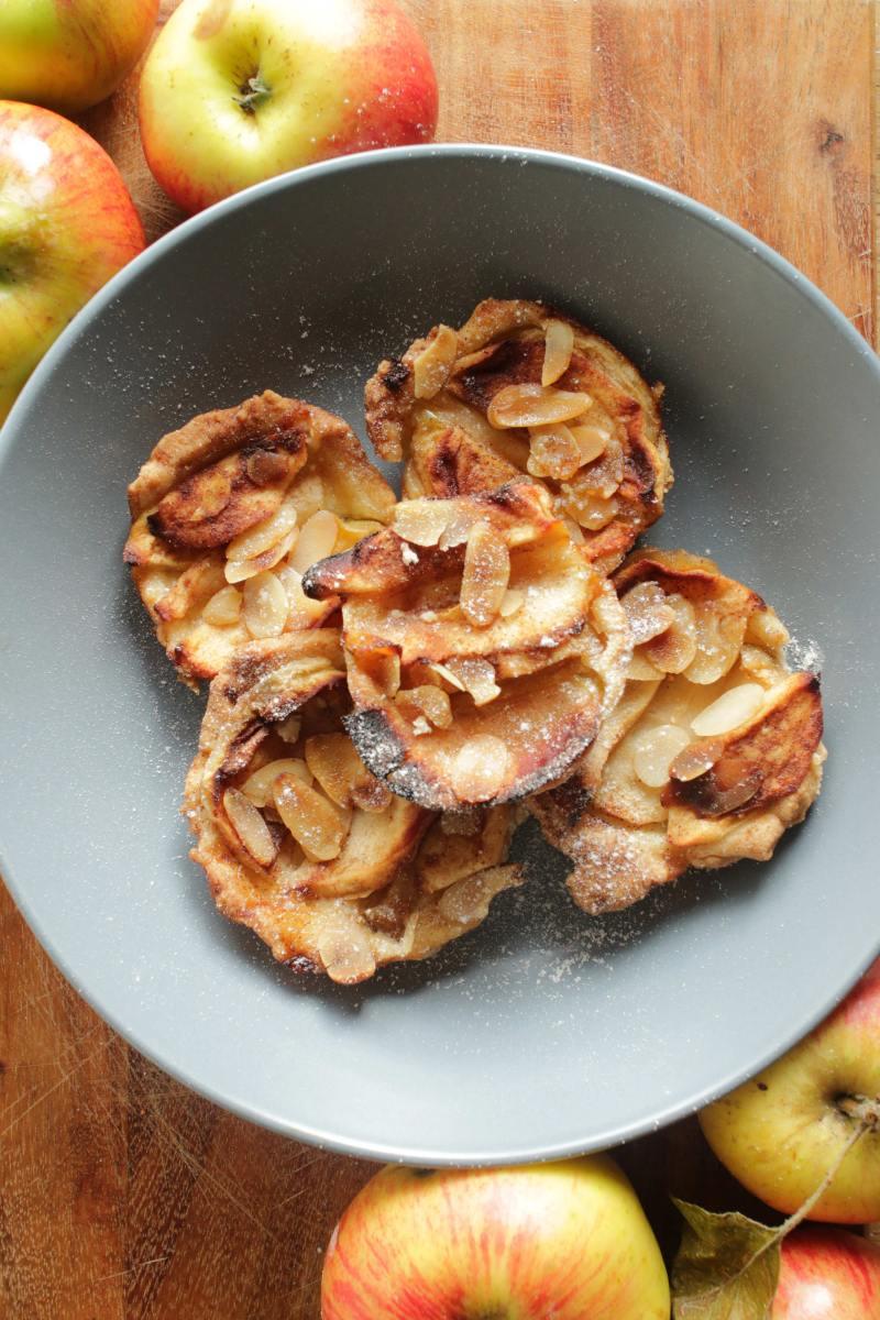 Apple and Cinnamon Tarts